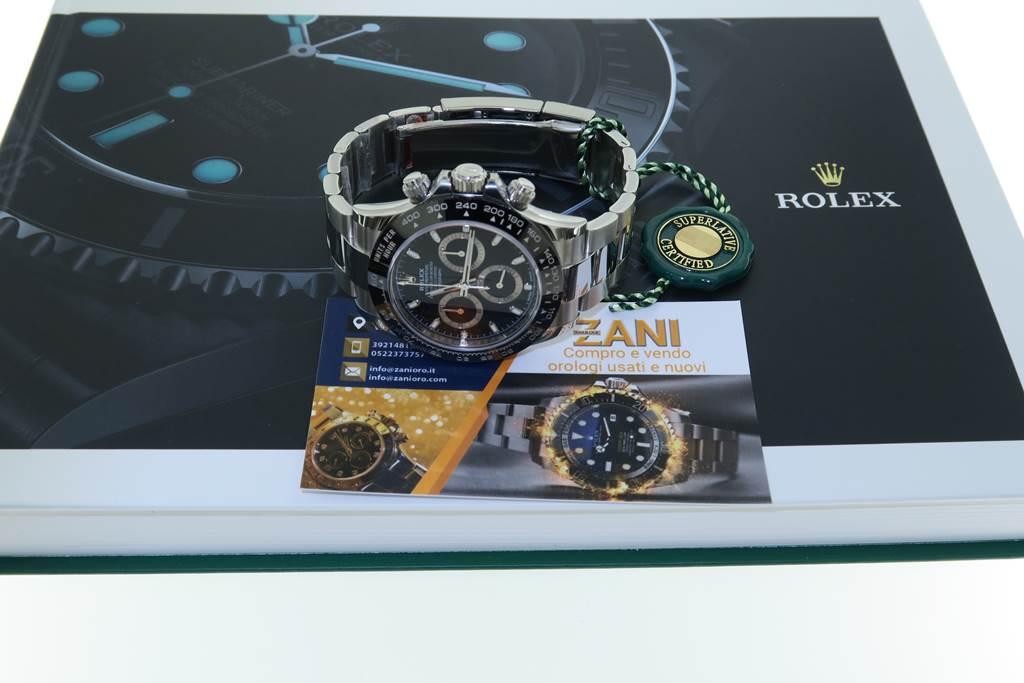 Rolex compra Reggio Emilia